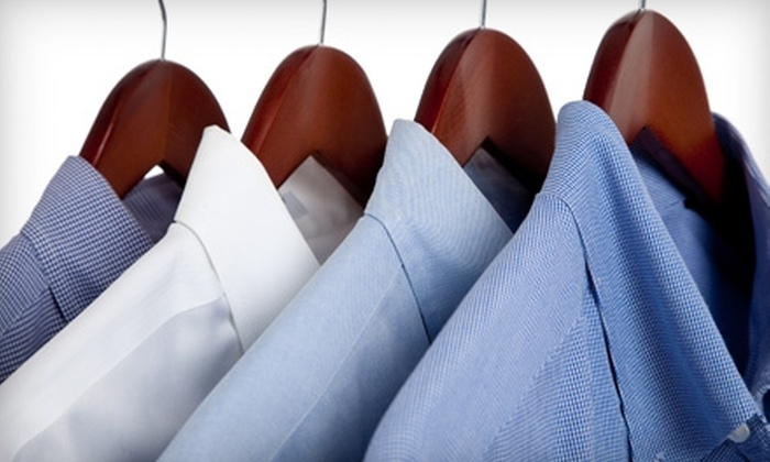 Sno White Cleaners - Lincoln Village West: $10 for $20 Worth of Dry-Cleaning Services at Sno White Cleaners
