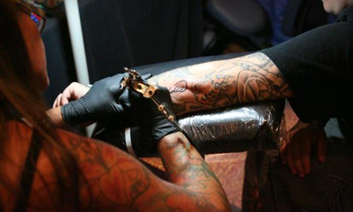 Artistic Creations Tattoo - Nashville-Davidson metropolitan government (balance): $49 for $100 Worth of Tattoos at Artistic Creations Tattoo