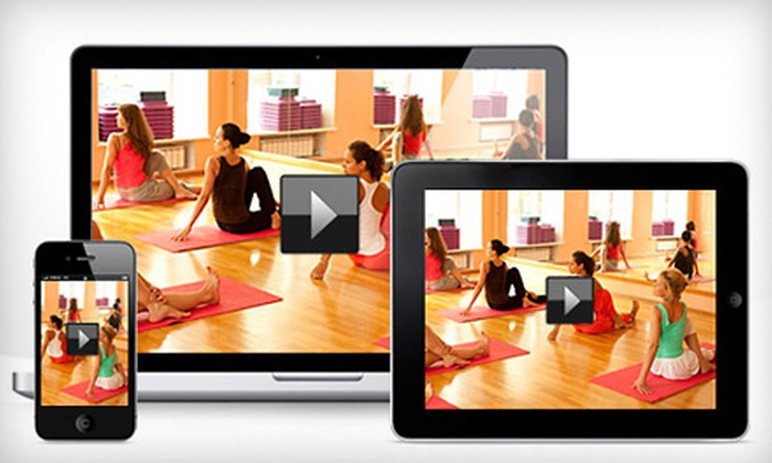 Yo-Fi Wellness: $15 for Three-Month Online-Fitness-and-Yoga-Application Membership from Yo-Fi Wellness ($44.85 Value)