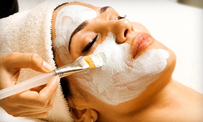 Charming Salon and Spa - Strong: Mini-Facial or Signature Facial at Charming Salon and Spa (Half Off)