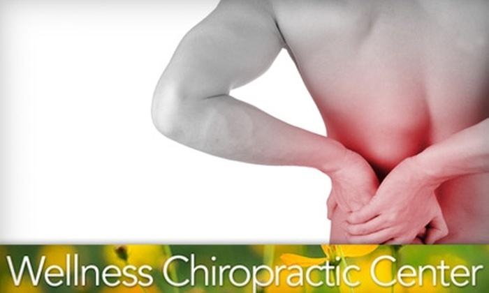 Wellness Chiropractic Center - St. Francis Cabrini: $29 for a First Consult, Exam, Two X-Rays, and Spinal Adjustment at Wellness Chiropractic Center ($297 Value)