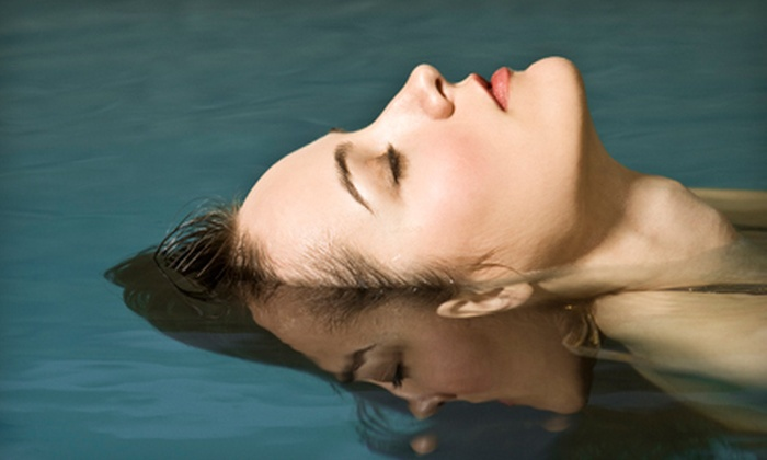 Silver Essence Floating Spa - Williamsville: Flotation and Sauna Therapy at Silver Essence Floating Spa in Williamsville (Up to 55% Off). Four Options Available.