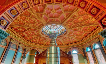Youth or Adult Visit to Hockey Hall of Fame (Up to 44% Off)