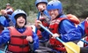 Wild Blue Yonder Rafting - Grand Cache: River Rapids Trip or Pirate Rafting Adventure from Wild Blue Yonder Adventure Tours Ltd. in Grand Cache (Up to 51% Off)
