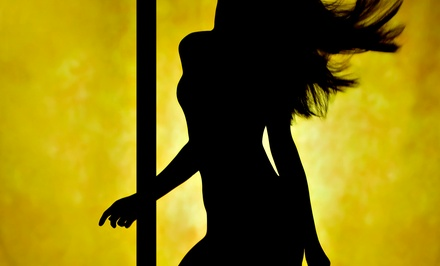 Two, Four, or Six Evening Pole-Dancing Fitness Classes at Pole Chicks Womens Fitness Center (Up to 55% Off)