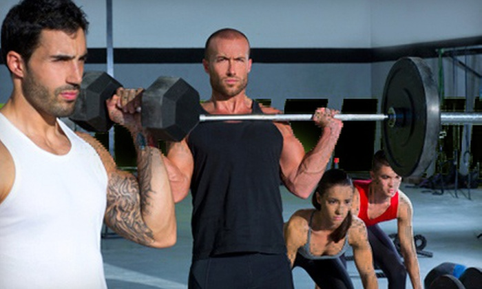 CrossFit Hardcore Central - Gateway Industrial: $49 for One Month of Unlimited CrossFit Classes at CrossFit Hardcore Central ($150 Value)