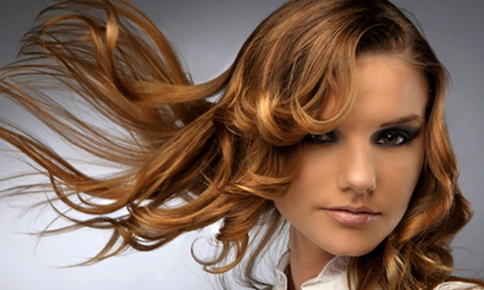 La Chic Salon and Spa - Largo: Cut and Style or Salon Package with Cut, Color Service, and Condition at La Chic Salon and Spa in Largo (Up to 65% Off)
