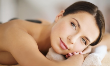 60Minute Spa Package with Facial at Sweet Leaf Day Spa (50% Off)