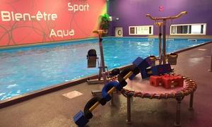 Osmo'z: 3 séances d'activités aquatiques au choix dès 19,99 € au centre Osmo'z