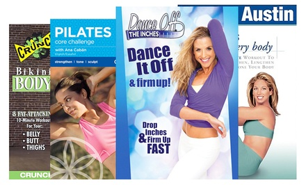Fitness Dvds Groupon Goods