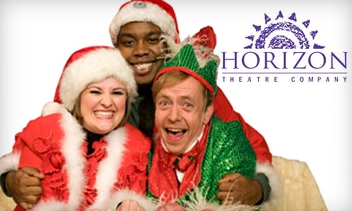 """Horizon Theatre - Inman Park: $15 for One Ticket to """"SantaLand Diaries"""" at the Horizon Theatre (Up to $30 Value)"""