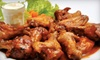 Wing Busters USA - CLOSED - Multiple Locations: Family Meal with 35 or 75 Wings or $10 for $20 Worth of Wings and Sandwiches at WingBusters USA (Up to 51% Off)