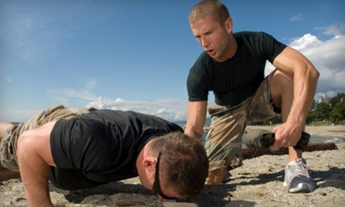 Boot Camp Las Vegas - Multiple Locations: $29 for a 1 Month, 20-Class Pass to Boot Camp Las Vegas (Up to $250 Value)