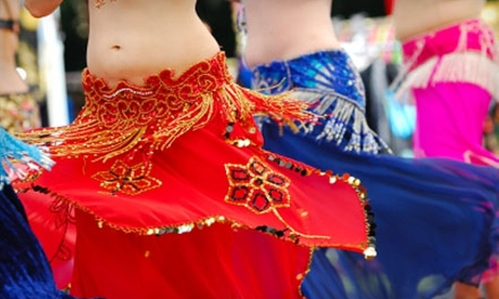 Bellydance Kalamazoo - Central Business District: $50 for an Eight-Week Beginner Class at Bellydance Kalamazoo (Up to $112 Value)