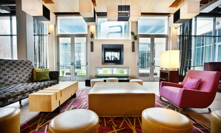 One-Night Stay for Two Adults, Valid ThursdaySunday. Up to Two Kids 20 and Younger Stay Free. - Aloft Baltimore-Washington International Airport in Linthicum