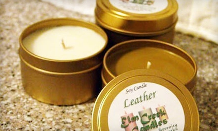 Serenity Soapworks: $10 for $20 Worth of All-Natural Bath Soap, Candles, and More from Serenity Soapworks.