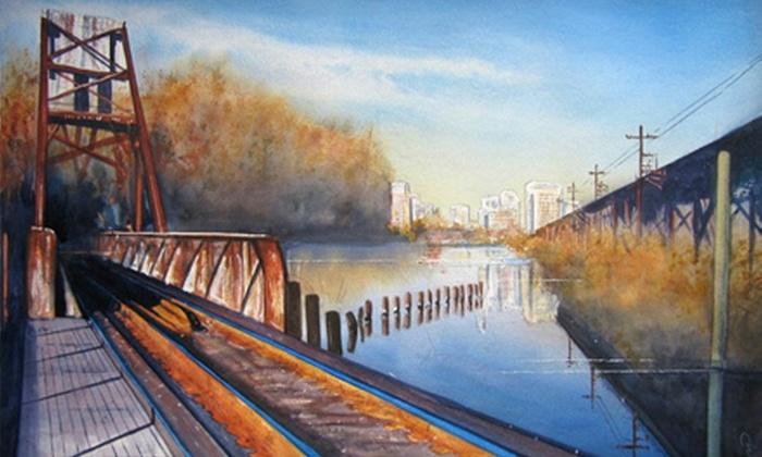 Wynn Creative - Richmond: $49 for Instructional Watercolor Workshop from Wynn Creative ($99 Value)