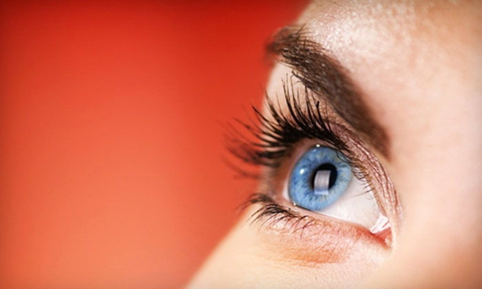 Woodlands Custom Vision - Town Center: $99 for $1,500 Toward LASIK Eye Surgery at Woodlands Custom Vision in The Woodlands