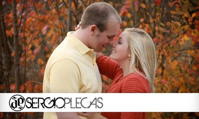 Sergio Plecas Photography - Chattanooga: Up to 80% Off Photography Sessions from Sergio Plecas Photography. Choose Between Two Options.