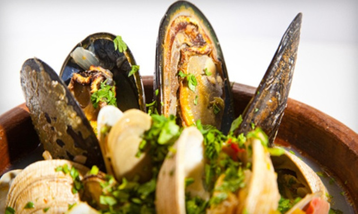 Big Fish Bar & Grille - Wilmington: $20 for $40 Worth of Seafood at Big Fish Bar & Grille in Wilmington