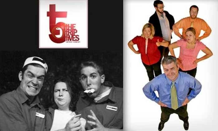 Trip Fives Improv Comedy - Old Westport: $5 for a Ticket to The Trip Fives Improv Comedy at Westport Coffeehouse on Saturday, January 9 at 6:30 p.m. ($10 Value)