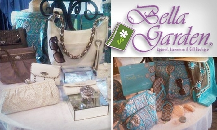 The Bella Garden Boutique - Wimauma-Lithia: $20 for $40 Worth of Wearables and More at Bella Garden