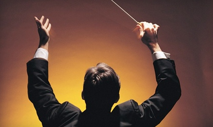 Ridgefield Symphony Orchestra - Ridgefield: Two Tickets to Ridgefield Symphony Orchestra. Five Dates Available.