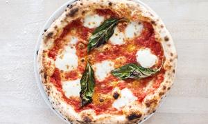 Dante Ristorante Pizzeria: $29 for One Pizza and One Bottle of House Wine at Dante Ristorante Pizzeria ($42 Value)
