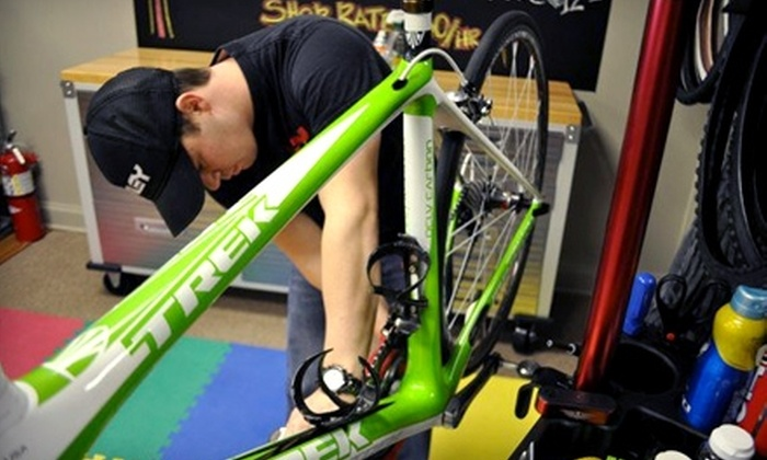 Breakaway Cycles - Albany Mall: $30 for Standard Bicycle Tune-Up at Breakaway Cycles ($60 Value)