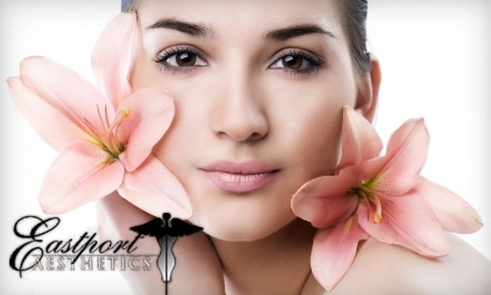 Eastport Aesthetics Medical Spa and Wellness - Mount Pleasant: $99 for an Advanced FotoFacial Skin Rejuvenation Treatment at Eastport Aesthetics Medical Spa and Wellness (Up to $450 Value)