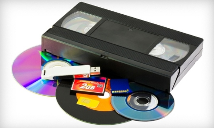 Solid Gold Memories: $18 for $40 Worth of Film Digitization Services from Solid Gold Memories
