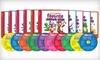 "Little Genius - Naples: $29 for Little Genius ""Favorite Children's Songs"" CD Series from Baby Genius ($99 Value)"