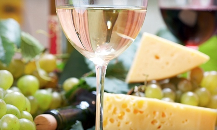 Cedar View Winery - Reedley: $10 for Winery Tour, Tasting, and Appetizers for Two at Cedar View Winery in Sanger ($25 Value)