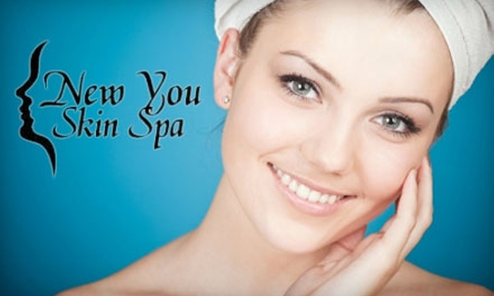 New You Skin Spa - Baldwinsville: $30 for a Clinical Facial at New You Skin Spa ($60 Value)