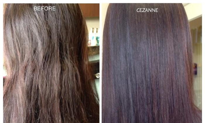 Phenix Salon Suites - Doctor Phillips: A Haircut and Keratin Treatment from Phenix Salon Suites (55% Off)