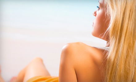 3 Mystic Tans (a $60 value) - Tropical Resort Tans in Virginia Beach