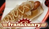 Franktuary - Multiple Locations: $7 for $14 Worth of Gourmet Frankfurters, Sides, Drinks, and More at Franktuary