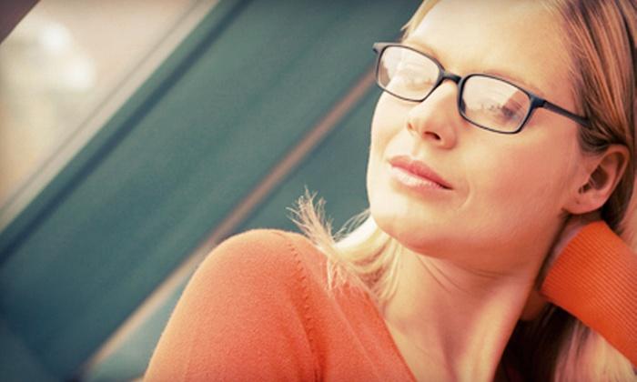 Hamilton 20/20 Eye Care - Mercerville: $59 for Eye Exam and $150 Toward Prescription Glasses at Hamilton 20/20 Eye Care ($229 Value)