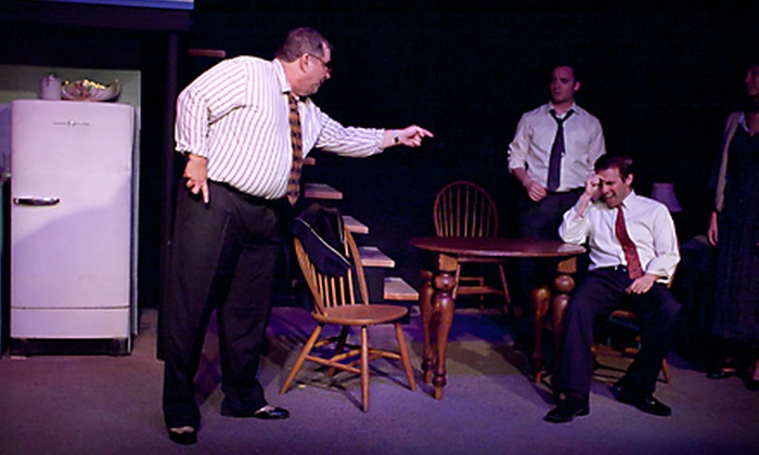"Scottsdale Desert Stages Theatre - Downtown Scottsdale: $11 for One Ticket to ""Death of a Salesman,"" ""Mornings at Seven,"" or ""The Pilllowman"" at Scottsdale Desert Stages Theatre in Scottsdale ($22 Value)"