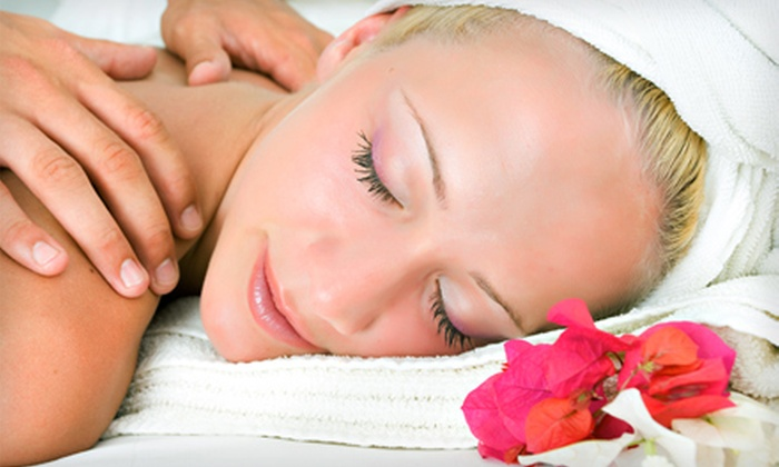 Prevail Fitness - Cabot: Massage and Facial or Microfacial with Eyebrow Sugaring at Prevail Fitness in Cabot