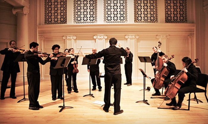 Renovo String Orchestra - Evanston: $50 for Two Renovo String Orchestra Concerts for Two at Nichols Concert Hall in Evanston (Up to $100 Value)