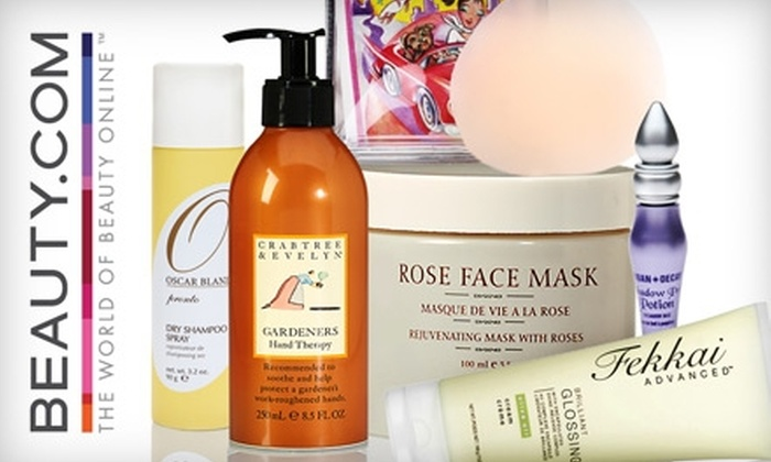 Beauty.com - Miami: $15 for $30 Worth of Products on Beauty.com