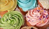 Cake and Art - West Hollywood: BYOB Cupcake Class or Private BYOB Cupcake Party for Eight at Cake and Art in West Hollywood (Up to 58% Off)
