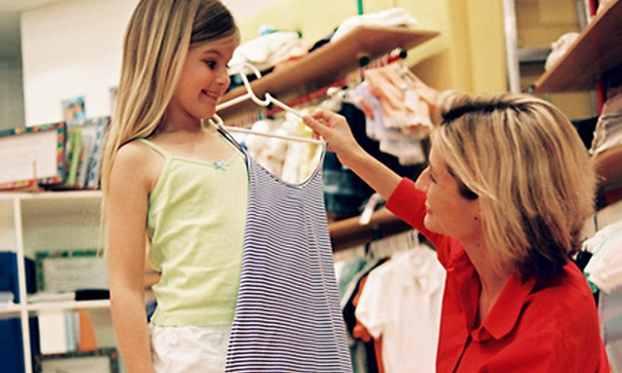 Refinery Children's Consignment Boutique - Shenandoah: $15 for $30 Worth of Children's Consignment Clothing and Toys at Refinery Children's Consignment Boutique