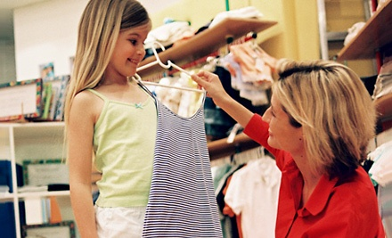$30 Groupon to Refinery Children's Consignment Boutique - Refinery Children's Consignment Boutique in Baton Rouge