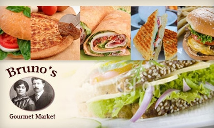 Bruno's Gourmet Market - Stuyvesant Town: $5 for $10 Worth of Prepared Cuisine at Bruno's Gourmet Market
