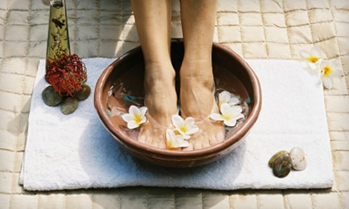 Willow Hair - Amazon: Basic Pedicure or Spa Pedicure at Willow Hair