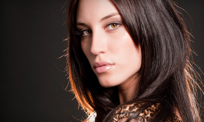 Charles Pickens Salon on West - Benson East,Rydal: Cut with Optional Color or Highlights or $60 for $120 Worth of Services at Charles Pickens Salon on West in Jenkintown
