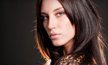 Shampoo, Haircut, and Style (a $60 value) - Charles Pickens Salon on West in Jenkintown