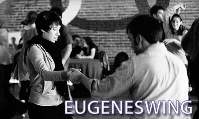 Eugene Swing - Autzen: $10 for Two Admissions to a Group Swing Workshop from Eugene Swing ($20 Value)